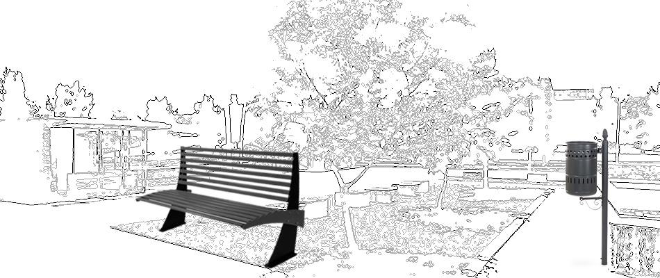 Progetto Verde & Co - Gallery Arredo Urbano