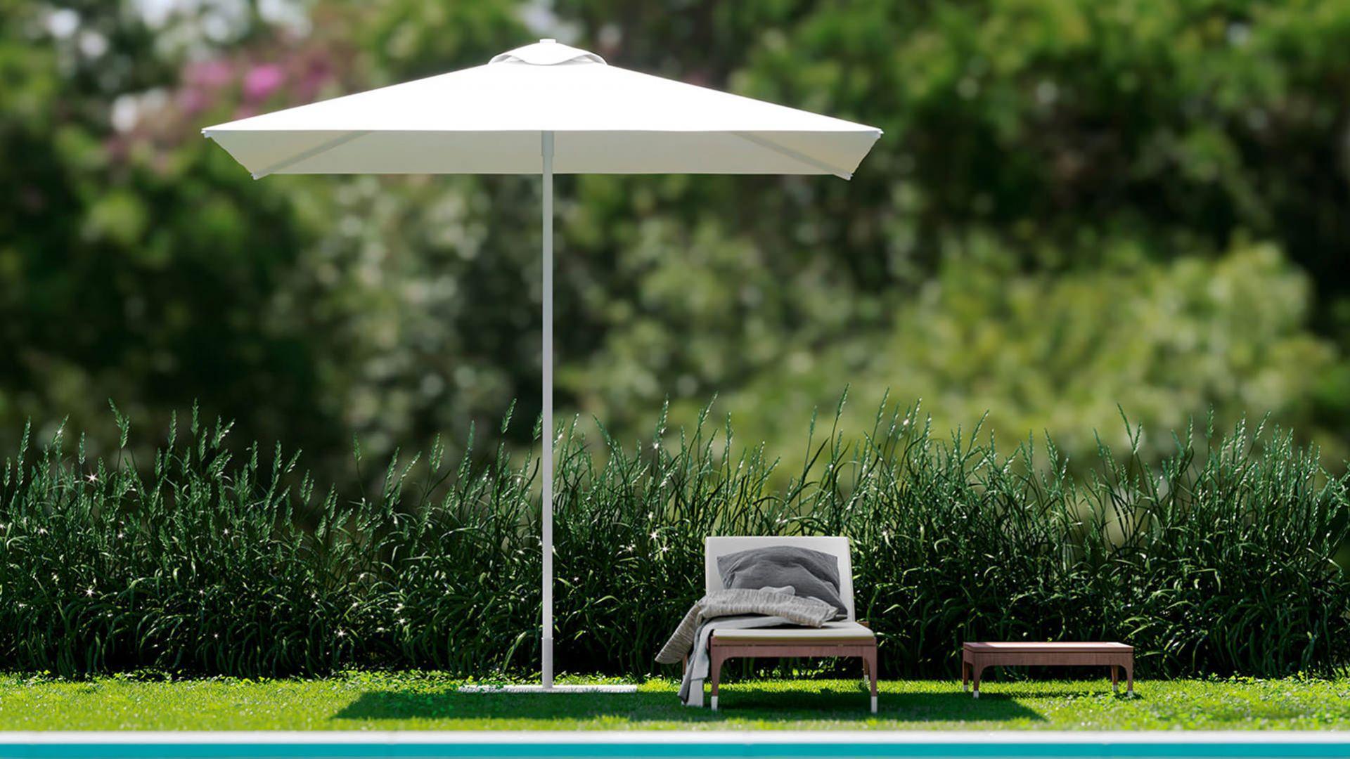 promo ombrellone ocean bianco di ombrellificio veneto