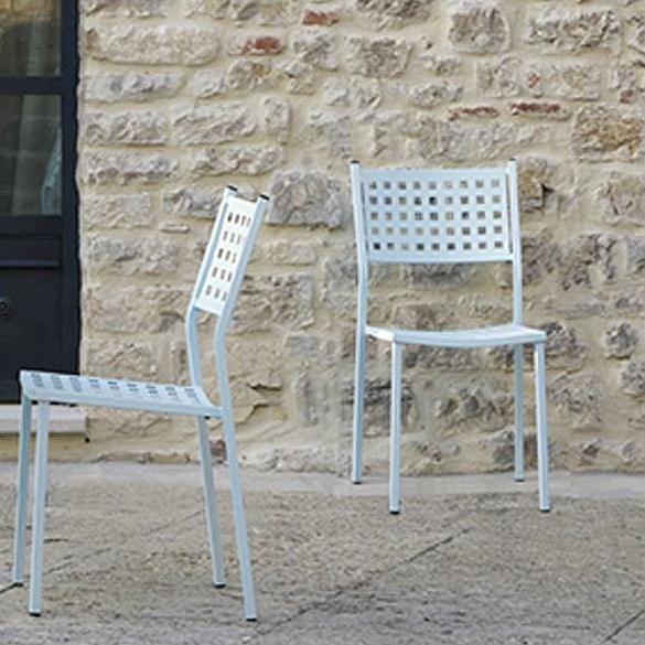 promo sedia alice bianco di vermobil