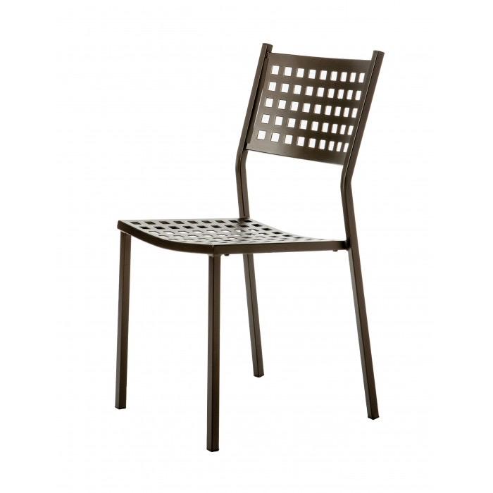 promo sedia alice bronzo di vermobil