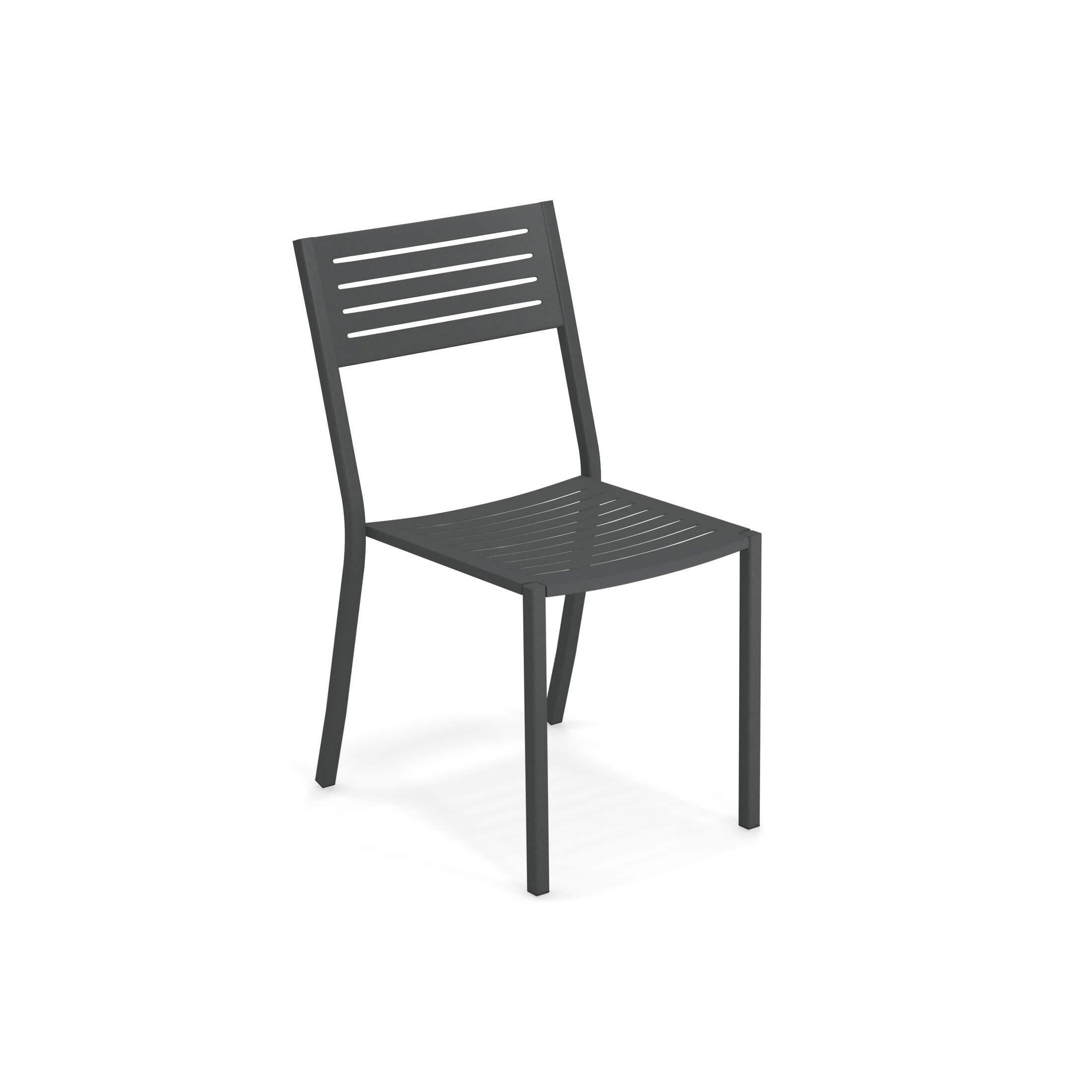 promo sedia segno grigia di emu