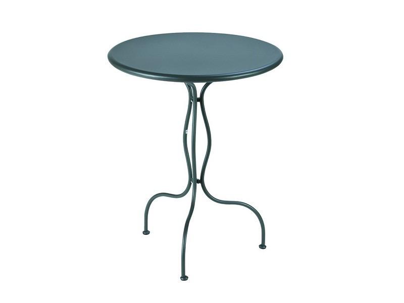 promo tavolo rondò diam. 60 grigio antracite di vermobil
