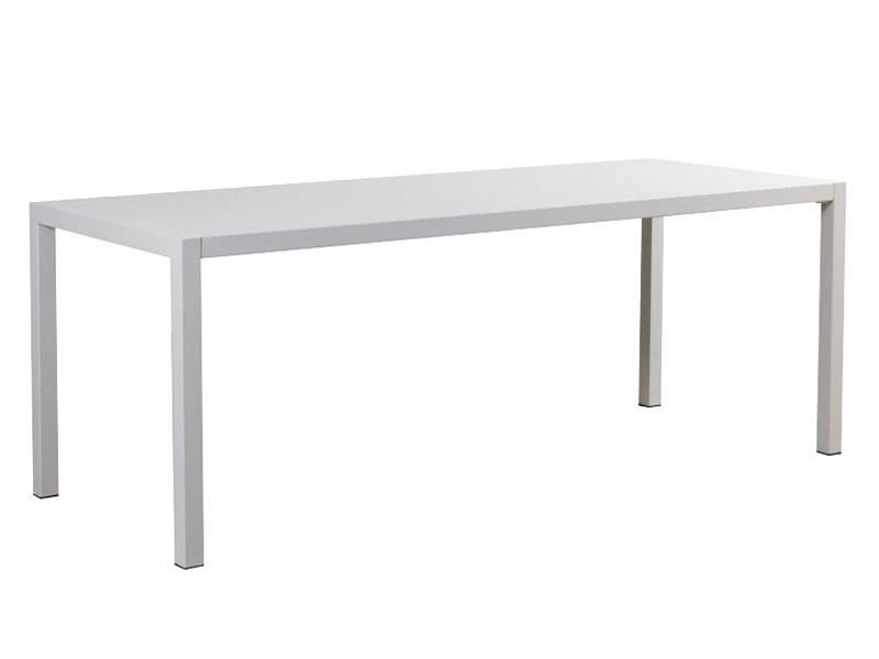 promo tavolo quatris fisso bianco di vermobil
