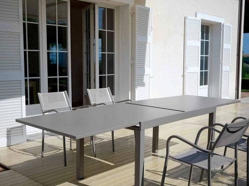 promo tavolo sofy 200 fango di vermobil