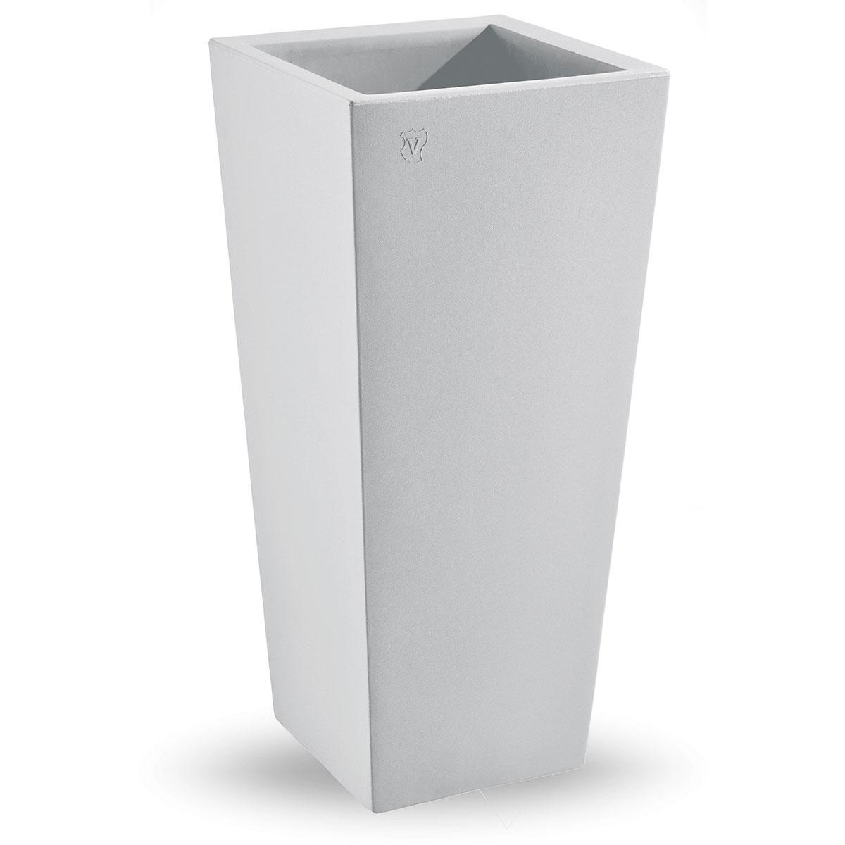 promo vaso genesis quadrato bianco di lyxo