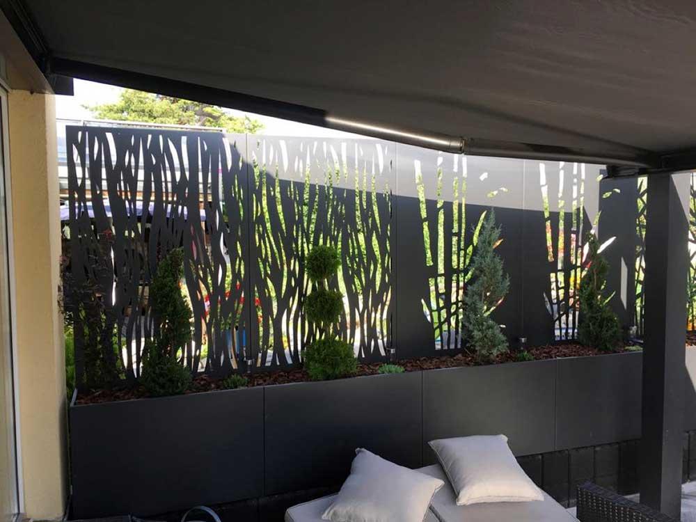 Progetto Verde - gallery pannellature e complementi