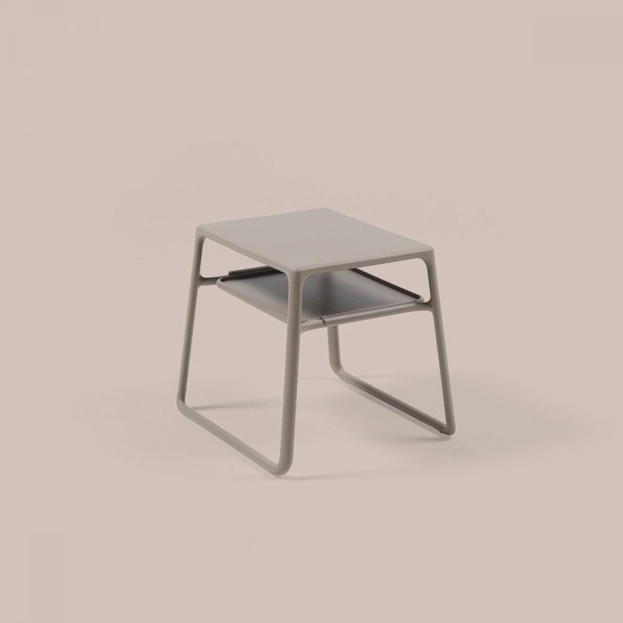 tavolino pop tortora di nardi
