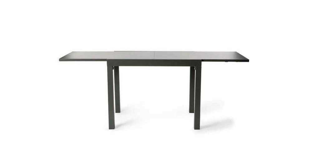 tavolo sofy 200 bronzo di vermobil