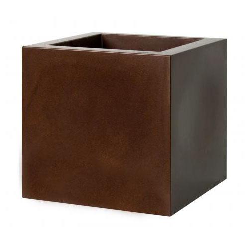 vaso kube ruggine gloss di euro3plast